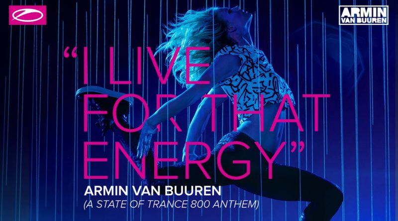 แปลเพลง I Live For That Energy - Armin van Buuren
