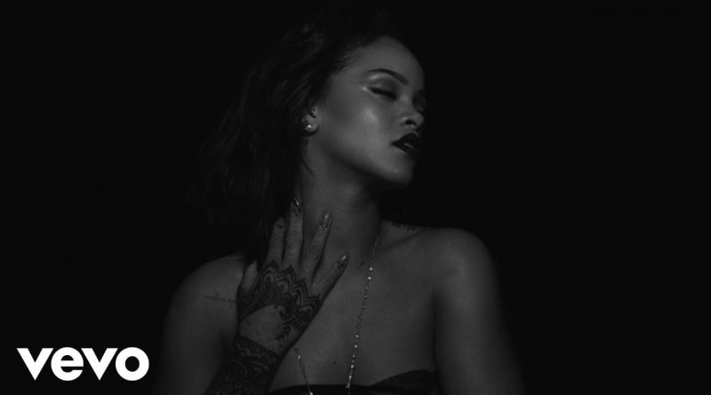 YouTube screenshot Rihanna - Kiss It Better