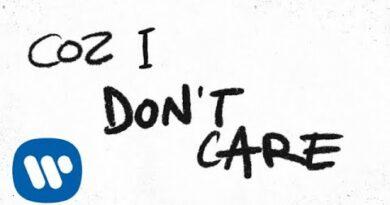 แปลเพลง I Don't Care - Ed Sheeran & Justin Bieber