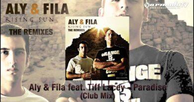 แปลเพลง Paradise - Aly & Fila feat Tiff Lacey